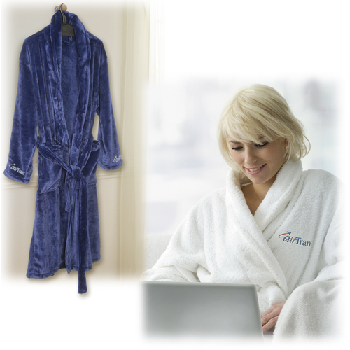 Promotional  Ultra-Plush Robe