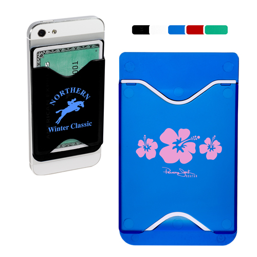 Promotional Promo Mobile Device Card Caddy