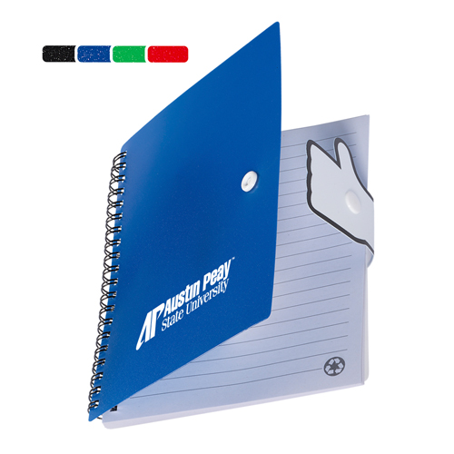 Promotional Thumbs-Up Notebook
