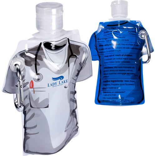 Promotional Doctor Theme Hand Sanitizer