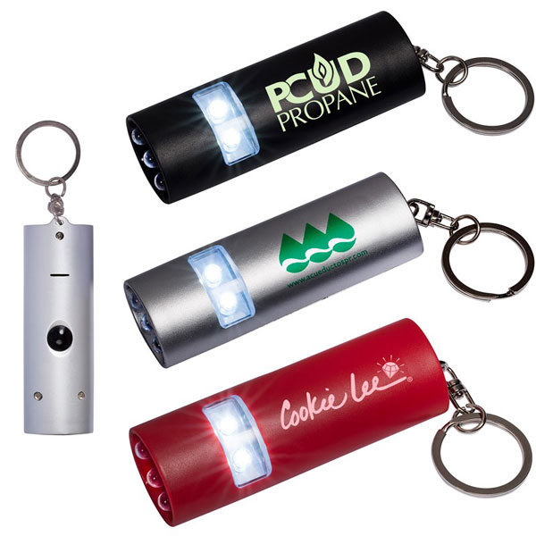 Promotional Dual LED Mini Flashlight