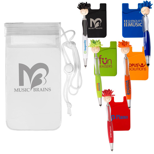 Promotional MoptopperTM Pen Pocket Waterproof Pouch Kit