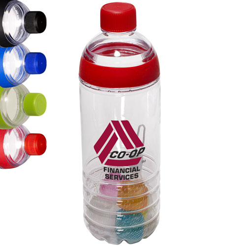 Promotional Bottle and Ice Cubes Set