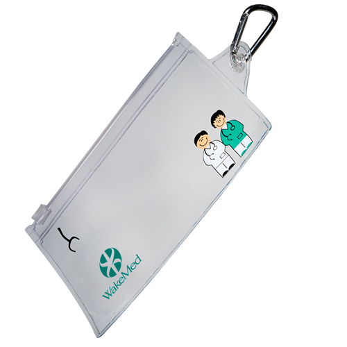 Promotional Doctor & Nurse Clear Pouch