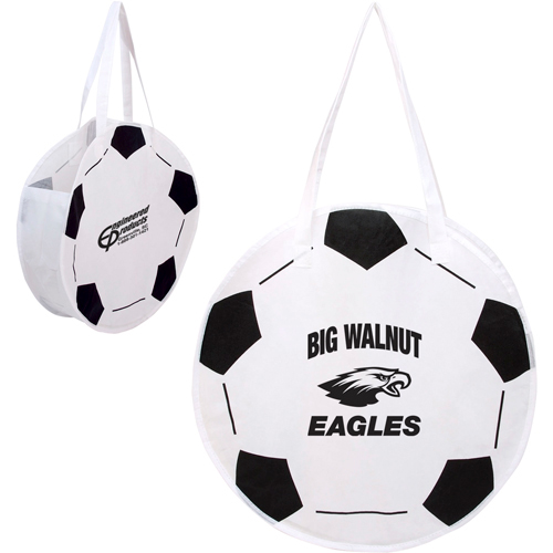 Promotional Soccer Tote