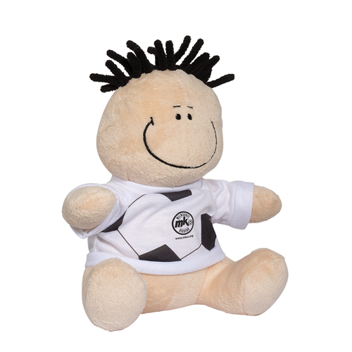 Promotional Soccer Plush MopTopperTM