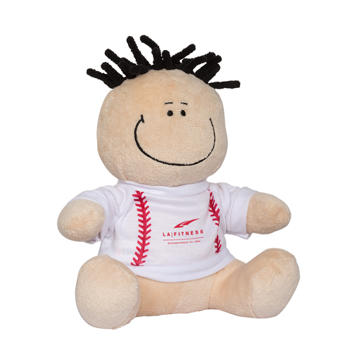 Promotional Baseball Plush MopTopperTM