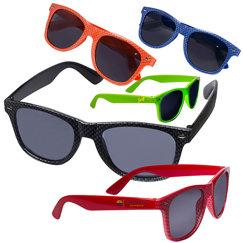 Promotional Carbon Fiber Retro Sunglasses