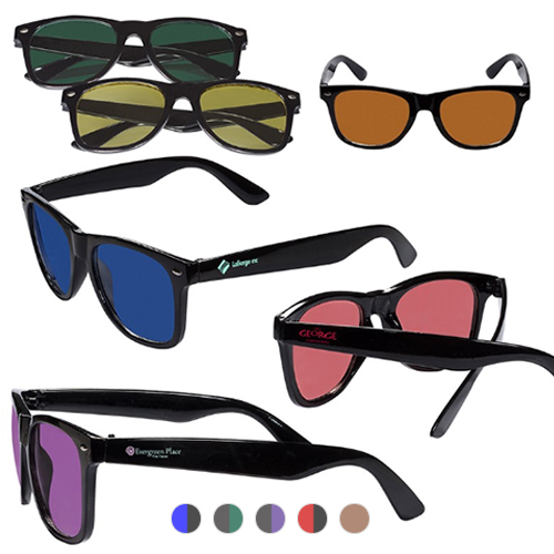 Promotional Sunglasses with Gradient Lenses
