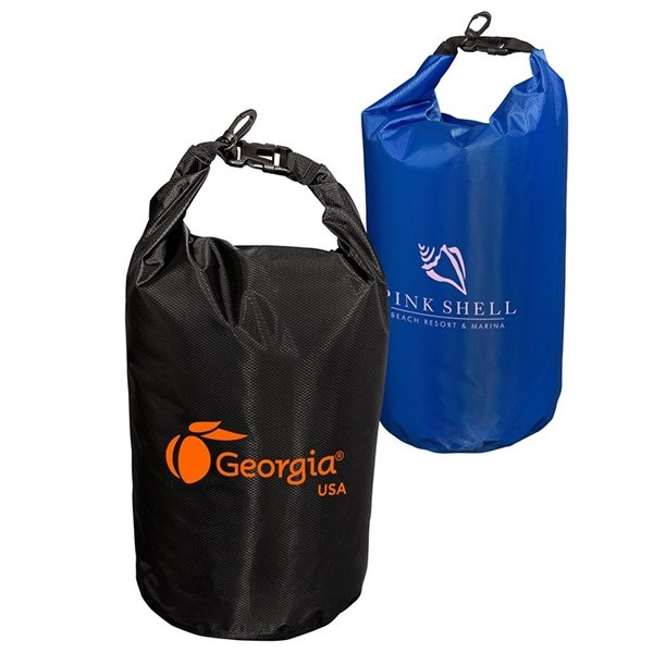 View Image 2 of Budget Water-Resistant Dry Bag- 10L