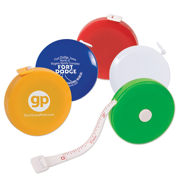 Promotional 5FT. Round Tape Measure