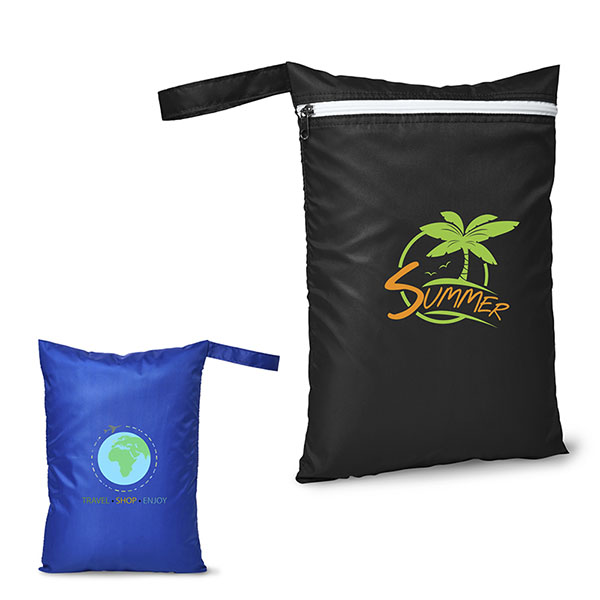 Promotional Oceanside Fun Wet Bag