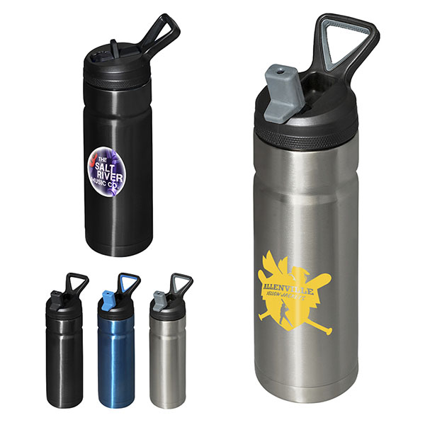 View Image 2 of Cool Gear® 18oz. Vector Bottle