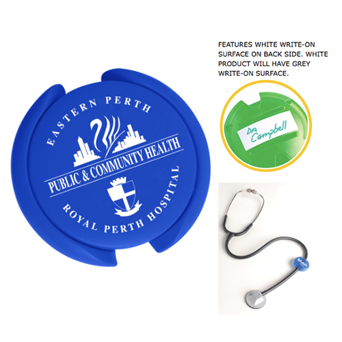 Promotional Stethoscope ID Tag
