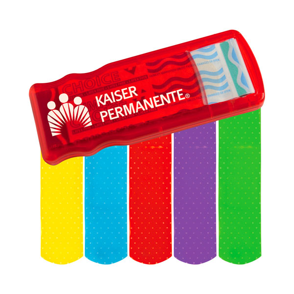 Kidz Bandage Dispenser-Color Bandage
