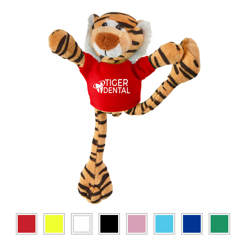 Promotional Pulley Pets - Tiger