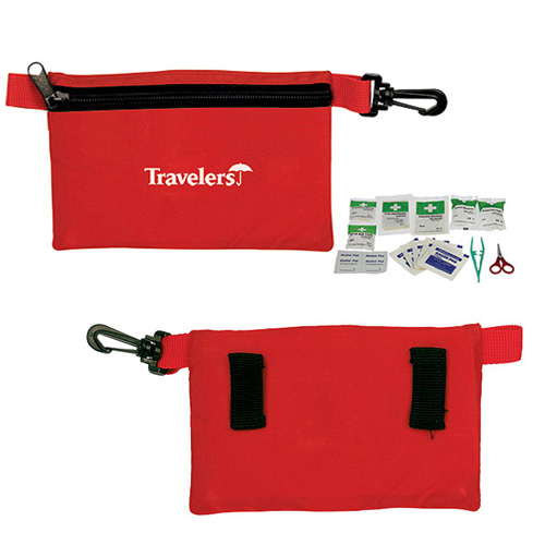 Promotional Travel First Aid Kit