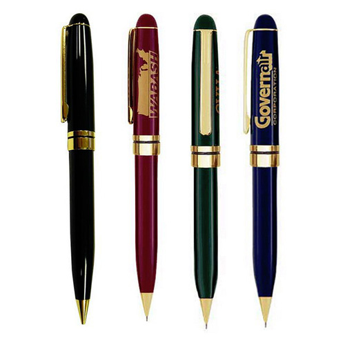 Promotional Lismore Solid Style Mechanical Pencil