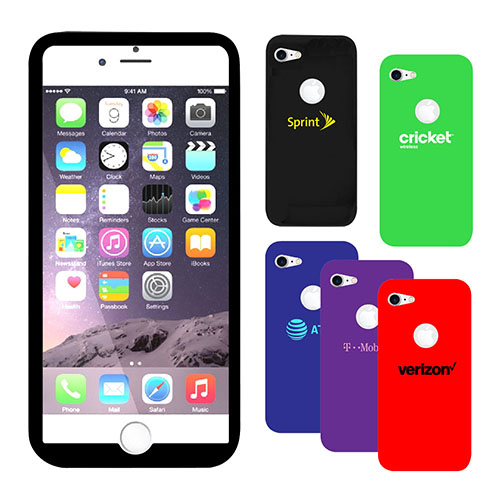 Promotional Silicone Shell for iPhone7