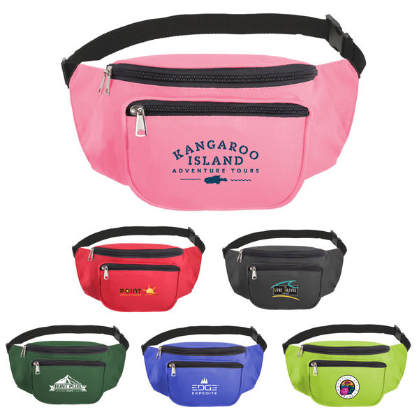 Promotional Excursionist Fanny Bag