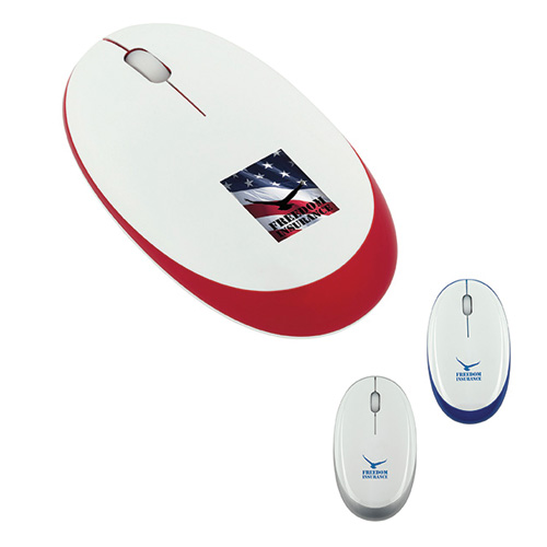 Promotional Halo Optical Mouse