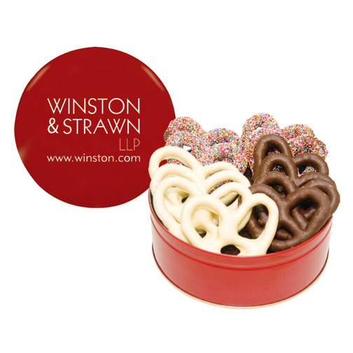 Promotional Chocolate Covered Pretzels
