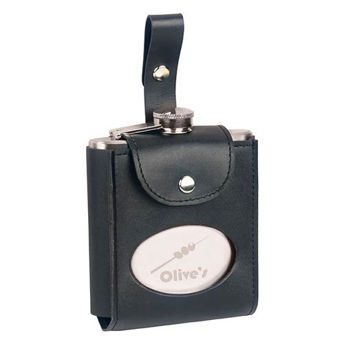 Promotional Fairway Flask