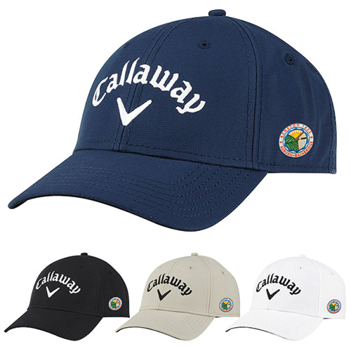 Promotional Callaway® Side Crested Custom Cap