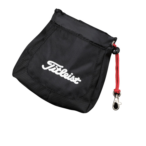 Promotional Titleist® Nylon Valuables Pouch