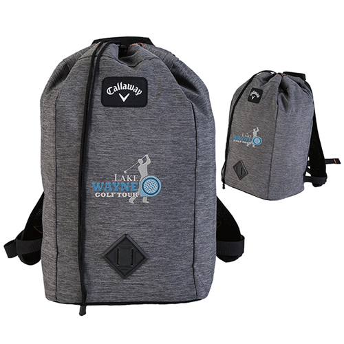 Callaway® Clubhouse Drawstring Backpack