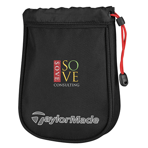 Promotional TaylorMade® Players Valuables Pouch