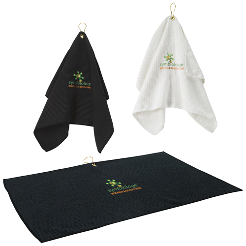 Promotional Golf Waffle Towels
