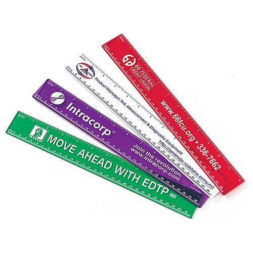 Promotional Promotional Ruler - 12
