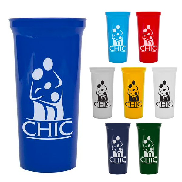 Promotional Stadium Tumbler - 32 oz