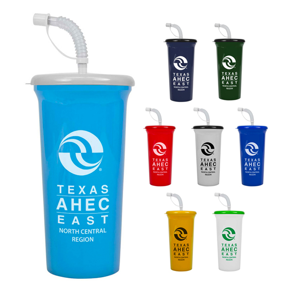 Promotional Sport Sipper - 32 oz