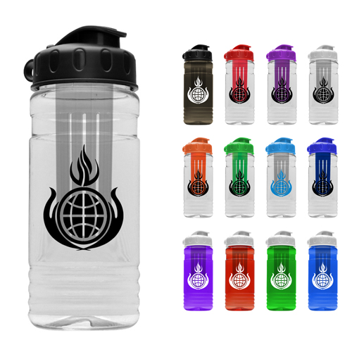 Promotional Tritan Infuser Bottle 20 oz