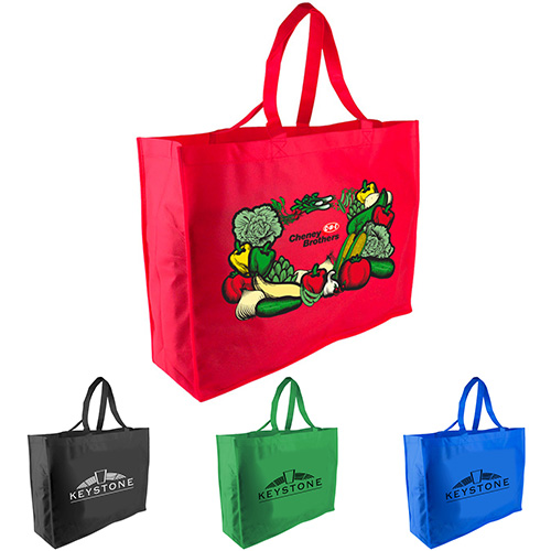 Promotional Trade Show Non-Woven Tote
