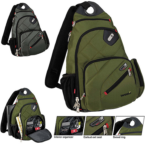Promotional ful� Brickhouse Sling Backpack