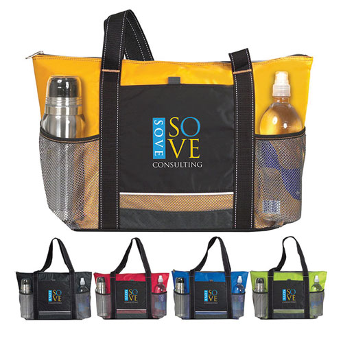 Promotional Ice Bright Cooler Tote