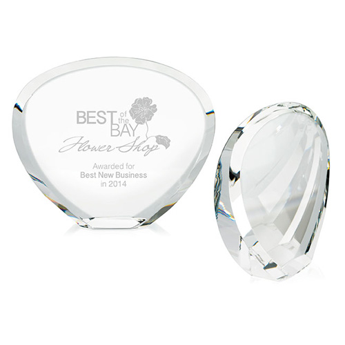 Promotional Shell Award