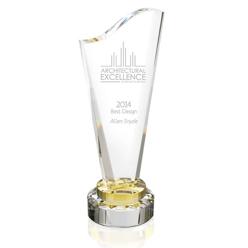 Promotional Canary Accent Award
