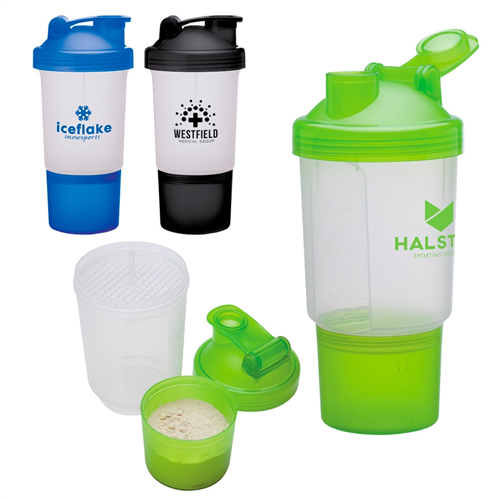 Promotional Buff 16oz. Fitness Shaker Cup