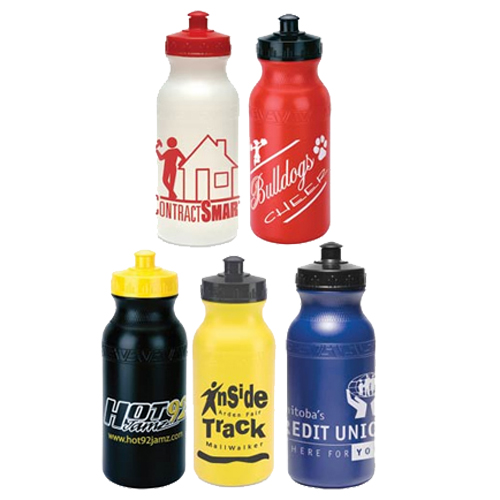 Promotional Budget Bike Bottle-BPA Free-21 oz