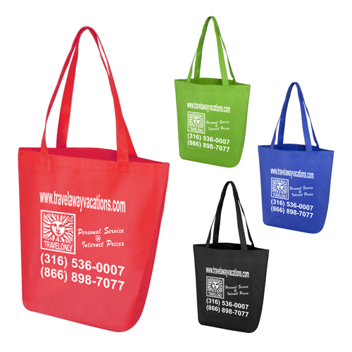 Promotional Day Tote Polytex
