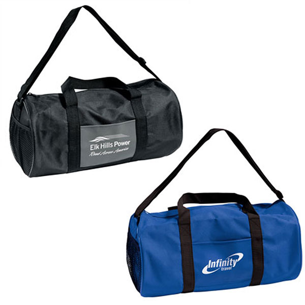 Promotional Polyester Duffle Bag