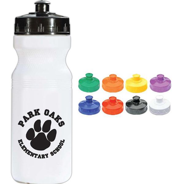 Promotional Eco Aware Biodegradable Bike Bottle 25 oz