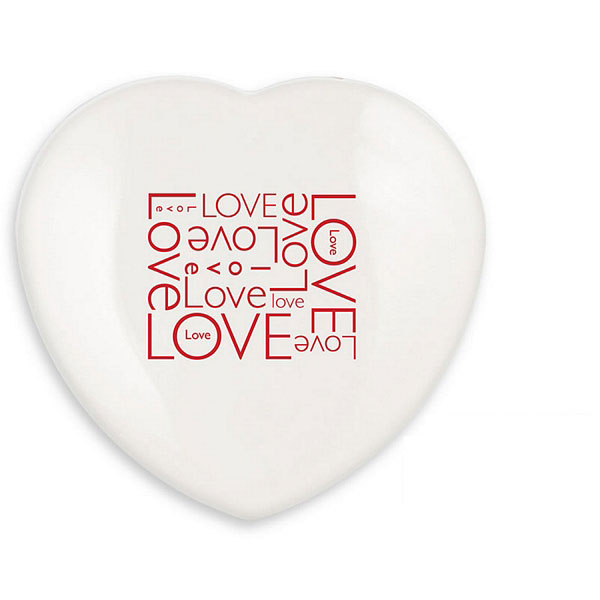 Promotional Heart Mirror