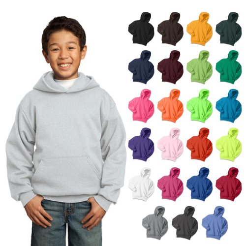Promotional Youth Pullover Hooded Fleece