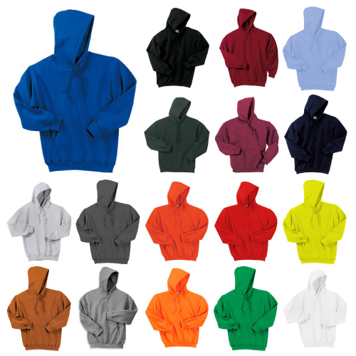 Promotional Gildan- Pullover Hooded Sweatshirt