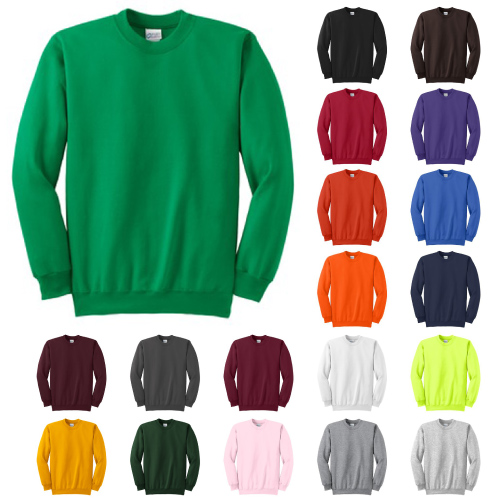Promotional Port & Company® - Ultimate Crewneck Sweatshirt
